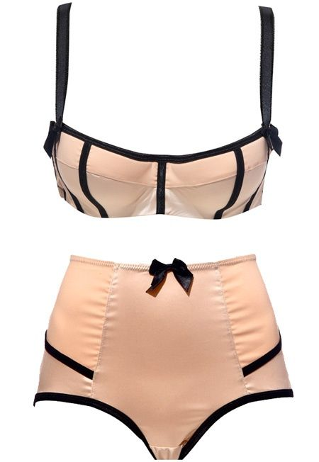 You're a secret pin-up girl. Get your bra for $45 now at trueandco.com.