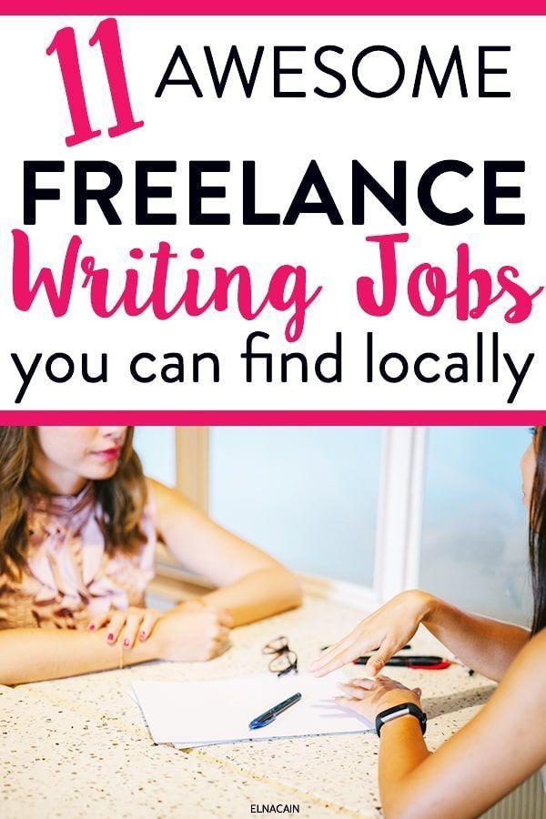 11 Writing Jobs Near Me Finding Local Work Elna Cain In 2020 Writing Jobs Online Writing Jobs Freelance Writing Jobs