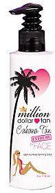 Million Dollar Tan Cabana Tan Extreme Face