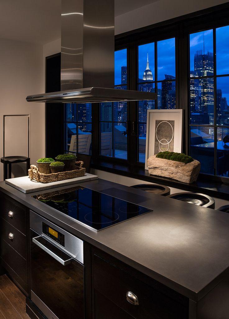 Kitchen - Michael Dawkins Home