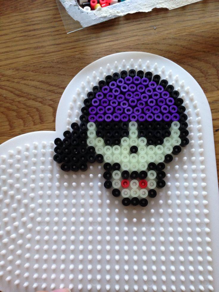 Hama pearl Pirate