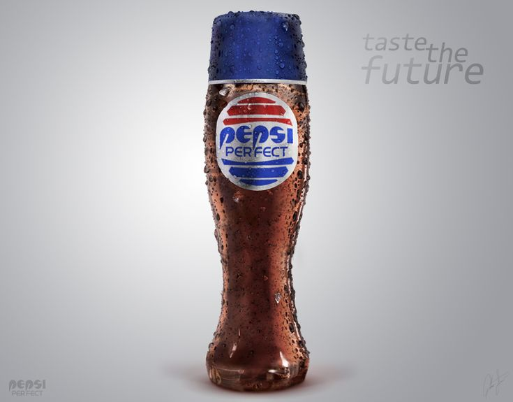 This is the Pepsi bottle from BTTF 2 (back to the future 2)