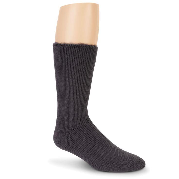The 7X Heat Retaining Socks - Hammacher Schlemmer