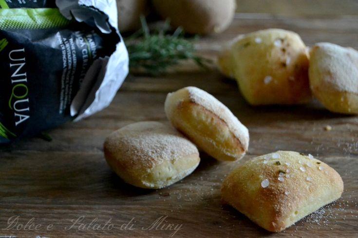 ricetta bocconcini di pane con patate| Dolce e Salato di Miky