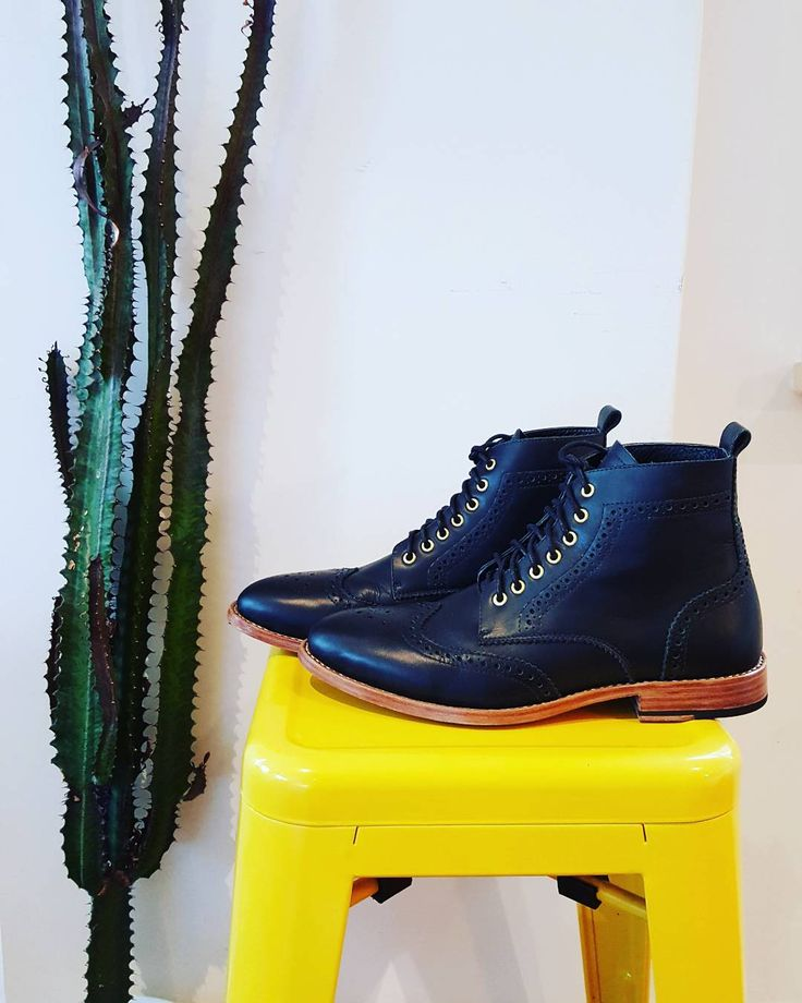 The boots add an edgy urban look to denim or chinos, or coupled with a suit and tie for a lasting impression. 	#ankle boots, #mens shoes, #shoes for men, #leather shoes, #formal shoes, #black boots,#brown boots, #black leather boots, #leather shoes for men, #mens formal shoes, #short boots, #long boots, #high boots, #men shoes, #mens leather boots, #mens black boots, , #toddler shoes, #brown leather boots, #mens leather shoes, #black leather shoes, #black shoes for men, #patent leather…