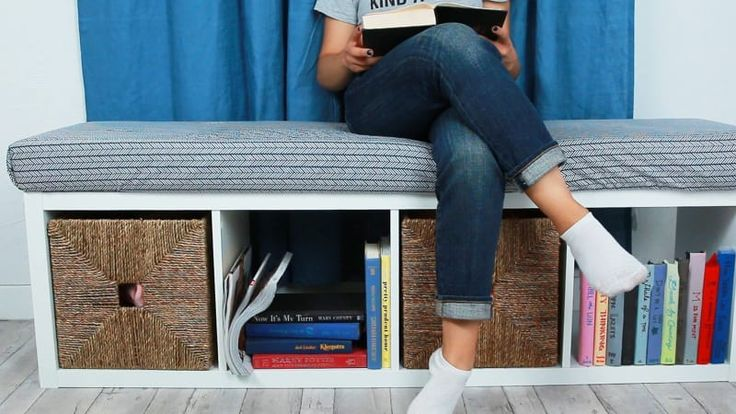 Revamp An Old Bookcase With This Crafty DIY
