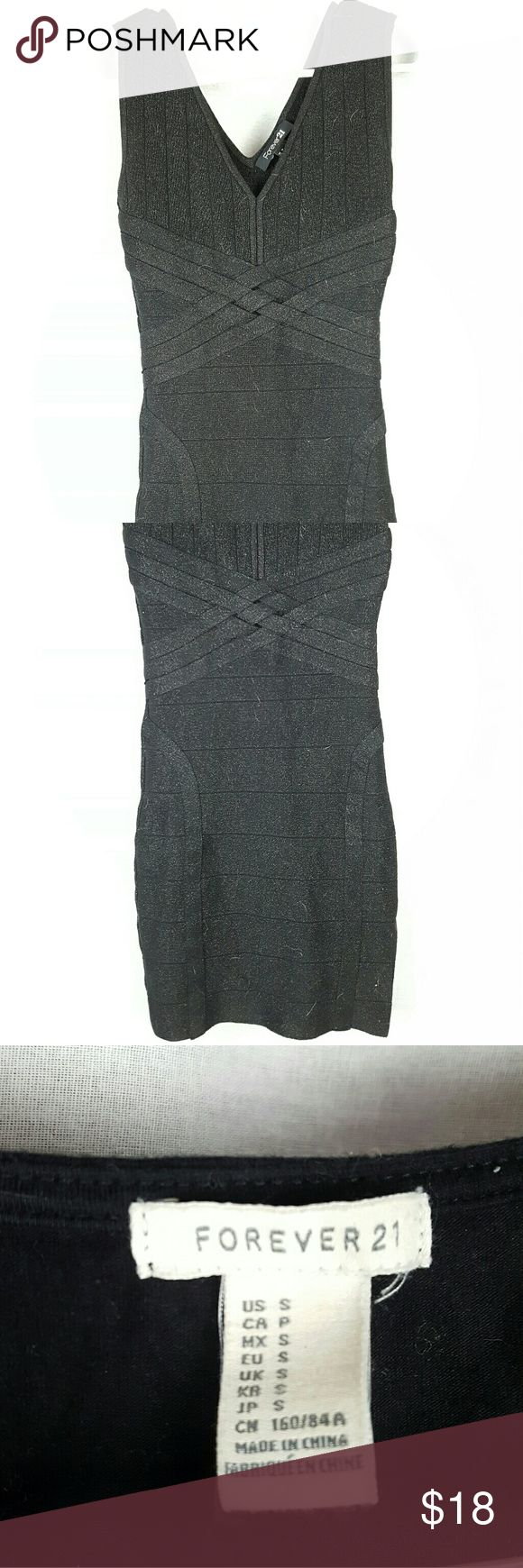 Forever 21 Grey Bodycon Dress The price is negotiable, feel free to ask any questions or make an offer! Forever 21 Dresses Mini