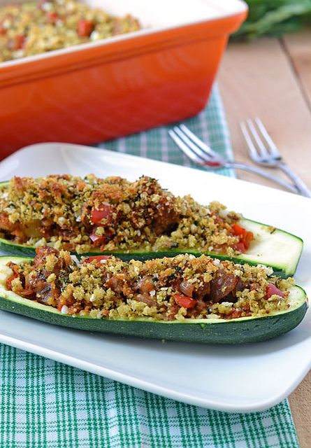 Stuffed-Zucchini-Recipe-2 by Law Students Wife, via Flickr