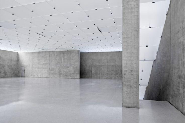 Kunsthaus Bregenz  eine Symbiose aus Licht & Beton  arrangio