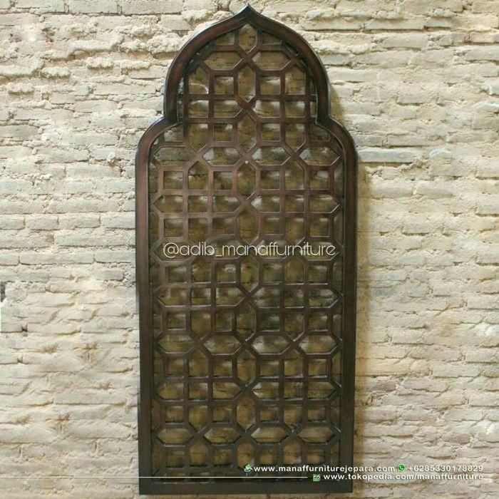 Jual Ornamen Arab, Hiasan Masjid, Hiasan Dinding, Mihrab