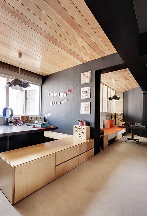 Sponge photo 9 of 10 home decor singapore house for Home interior wall design 2