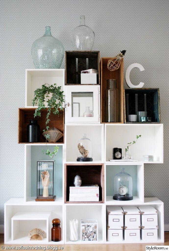Lägenheten i Göteborg: Vardagsrum/Sovrum - Ett inredningsalbum på StyleRoom