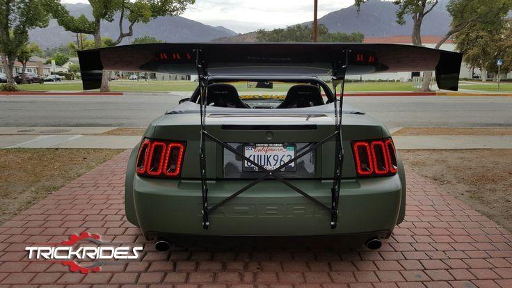 Trickrides Mustang Mustanggt Mustangnation Trickit Cars Vehicle Ford Ford Mustang Mustang Ford