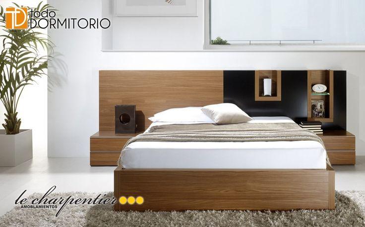 Resultado de imagen para respaldos cama modernos - Camas modernas para jovenes ...