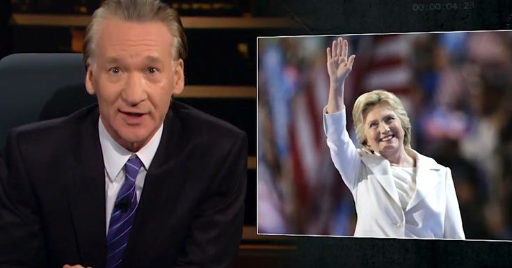 """Bill Maher took aim on Friday at liberals who """"couldn't bring themselves to vote"""" for Democratic candidate Hillary Clinton in the 2016 election."""