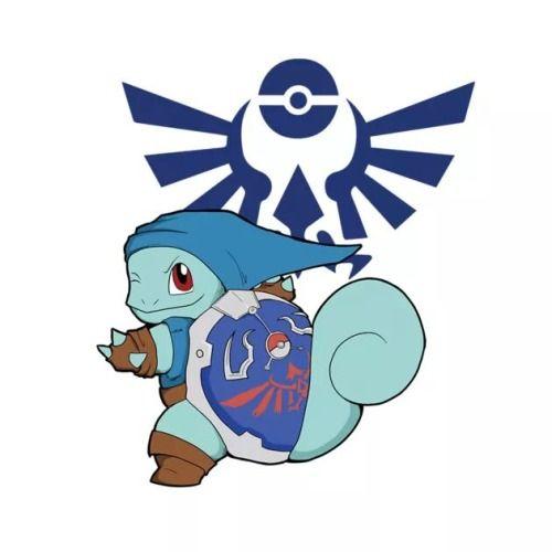 pokemon en the legend of zelda zijn beide een favoriet spel bij mij