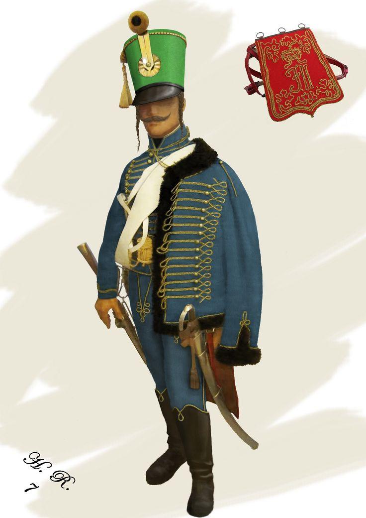 7th Hussars - Lichtenstein