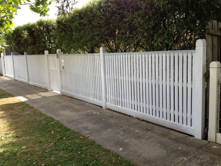feature fence designs - Google Search
