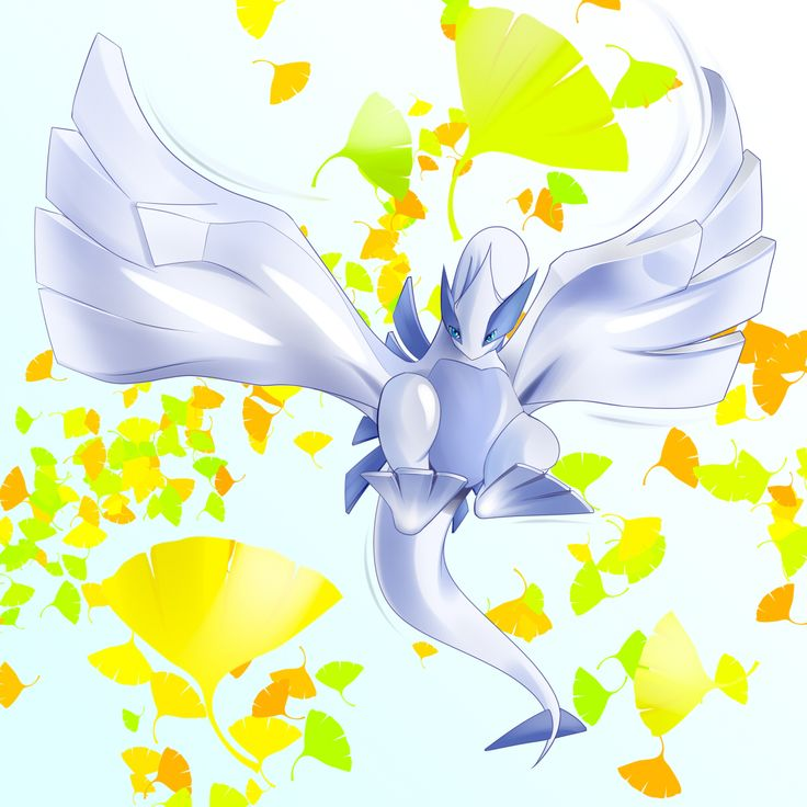 Pin by sam kelly on lugia pinterest pok mon and anime - Pokemon argent pokemon rare ...