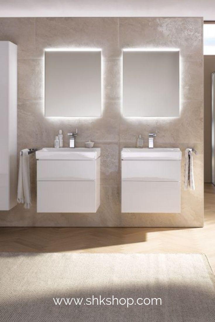 Keramag Xeno 2 Die Xeno 2 Badmobel Von Geberit Uberzeugen Mit Klaren Geometrischen Linien Dur Unterschrank Bad Waschtischunterschrank Badezimmer Inspiration