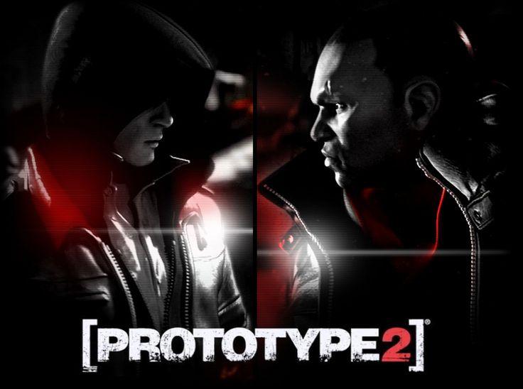 Prototype 2 - Alex VS James by Heidar7 on DeviantArt