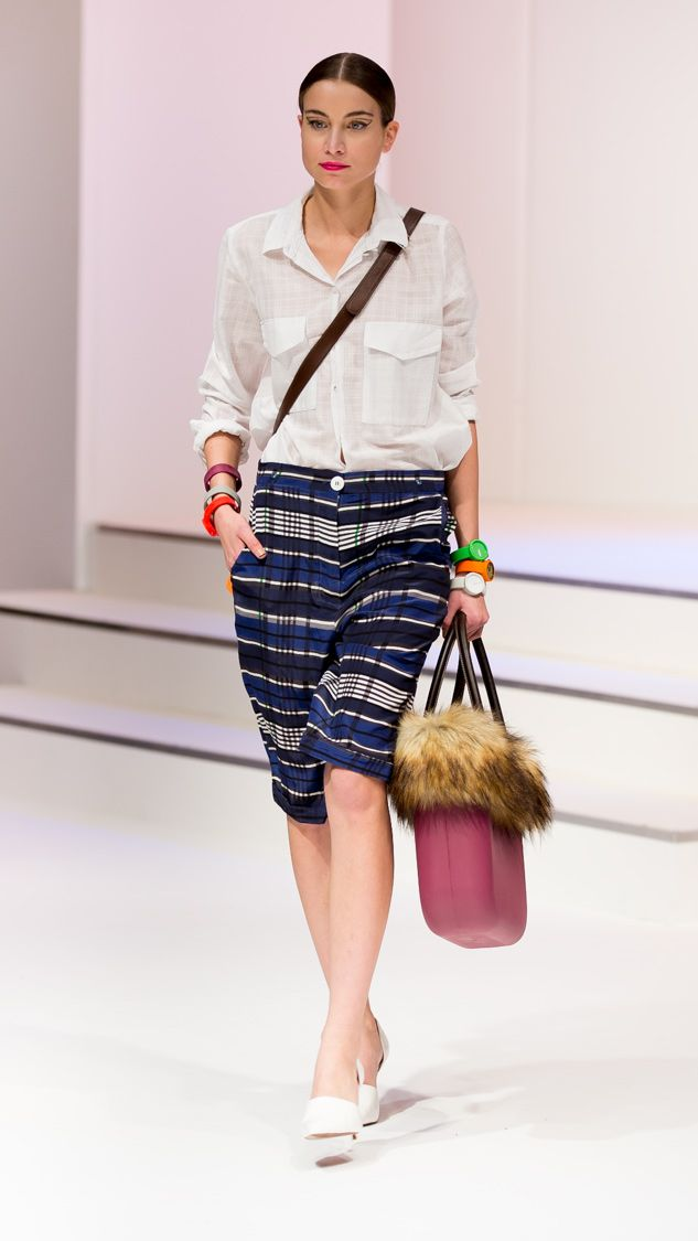 Faux Murmasky Trim on a Bordeaux O Bag #fullspot #handbags