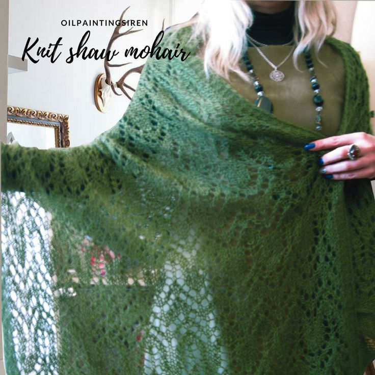 Gift-for-her/Women gift/Mom gift/Wedding Gift/Scarves/Holiday gift/Green Scarf/Lace shawl/Wool knit shawl/Gift-for-wife/Women's shawl#knit#shawl#Scarf#mohair#Wool#Gift#Wedding#Women's#mohair