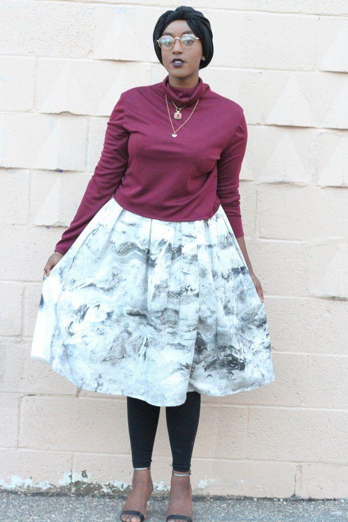 The Lynn Kate Skirt