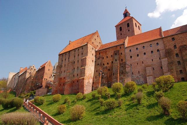 Grudziądz by urloplany.pl, via Flickr #Poland