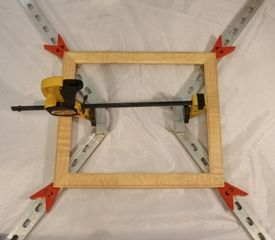 i own 6 sets of these clamps which make gluing frames together very simple especially frames that are too large for a band clamp