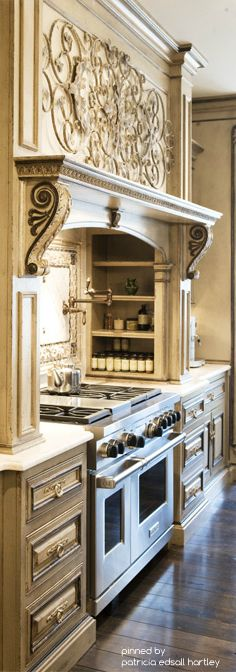 Find This Pin And More On French U0026 Tuscan Design Kitchens By Realtorsdunn.