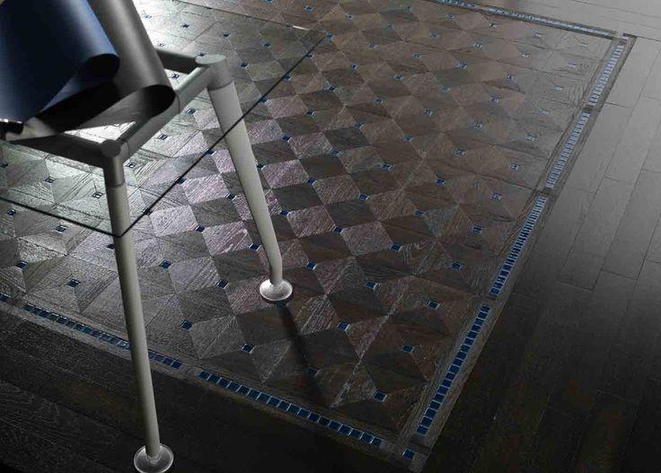 Další luxusní kousek z kolekce Parquet In New Mosaics http://www.saloncardinal.com/doors/new-mosaics