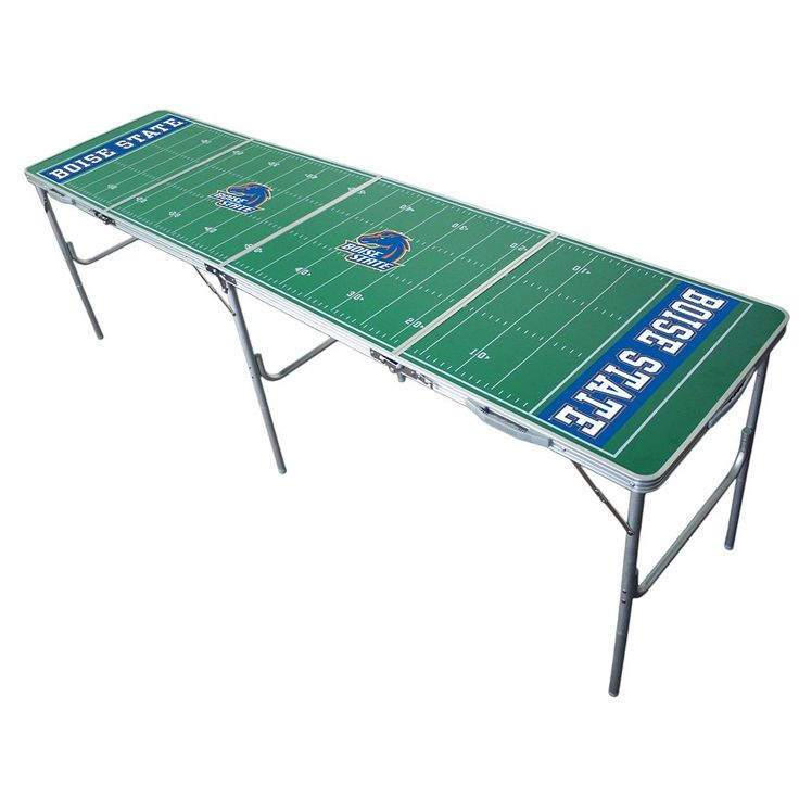 Outdoor Boise State Broncos Tailgate Table, Multicolor