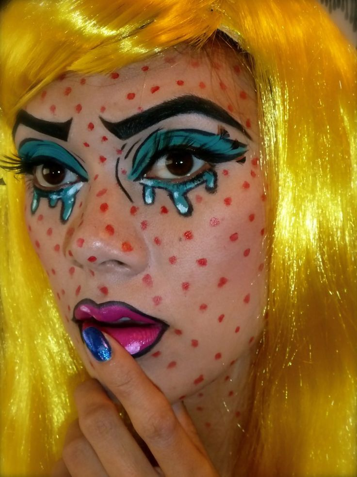 17 Best images about Halloween Makeup on Pinterest | Roy ...