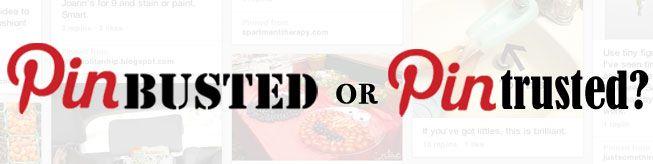 Pinbusted or Pintrusted: Dawn and Vinegar Shower Cleaner | GeekMomGeekMom