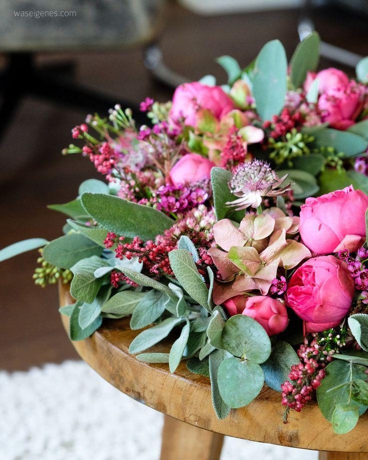 Holzkistchen Mit Hübsch Kleines Schwedenhaus Shabby Chic: Es Gibt 1000 Gute Gründe Blumen Zu Kaufen