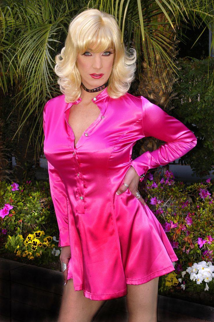 Transvestite getting dressed #13