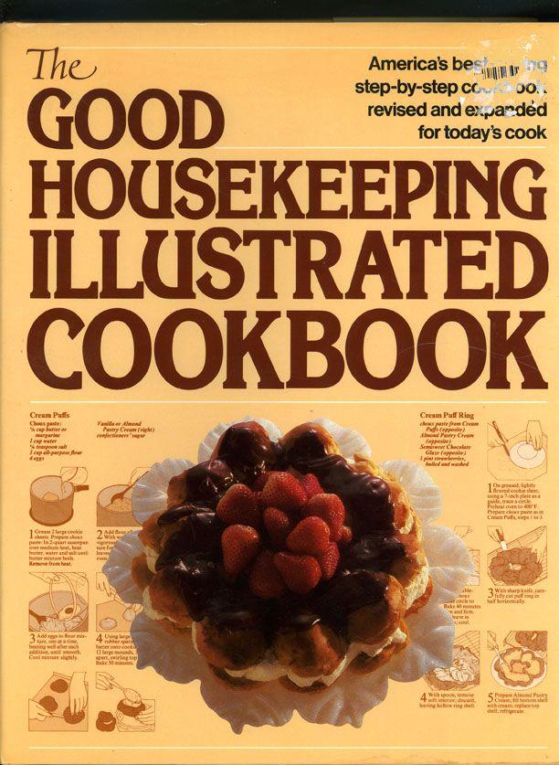 Good Housekeeping Illustrated Cookbook Revised 1989 Good