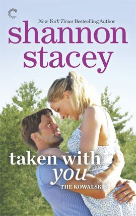 Spotlight & Giveaway: Taken With You by Shannon Stacey