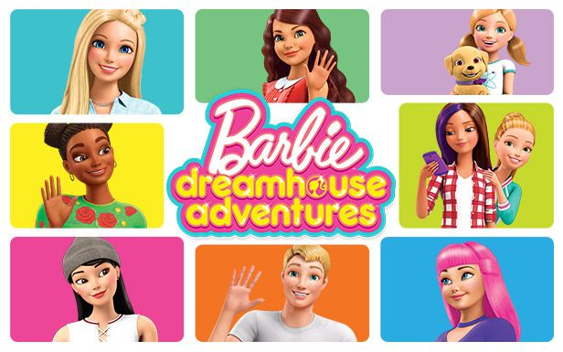 Barbie Fun Games Activities Barbie Dolls And Videos For Girls