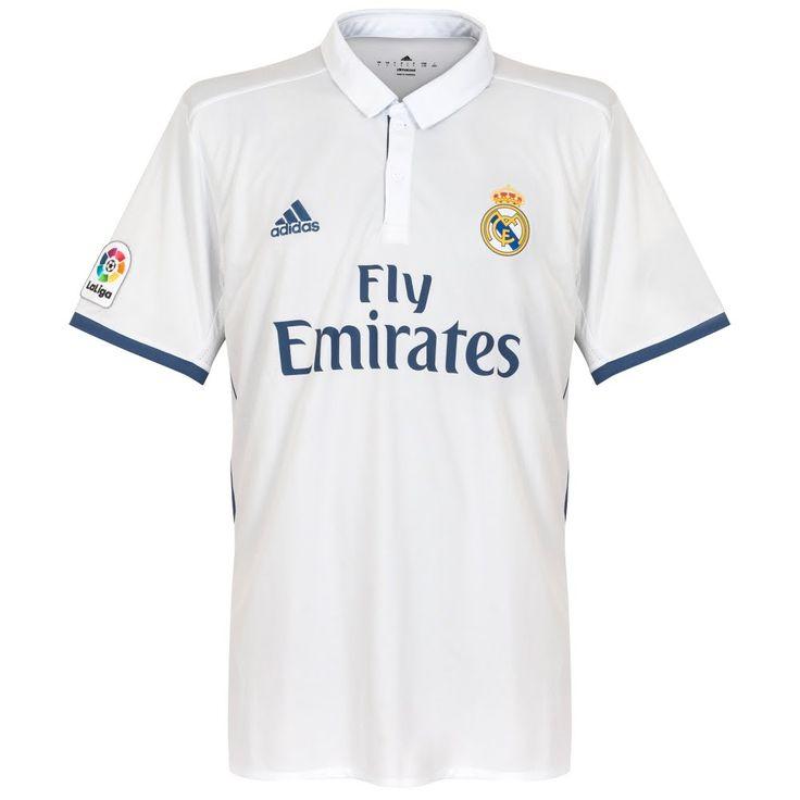 85fe2e91bc7 ... CF Soccer Jersey White Home Authentic 1718 womens real madrid 13 kiko  casilla home short sleeves 2016 2017 club soccer jerseys nflfactory. Mens  ...