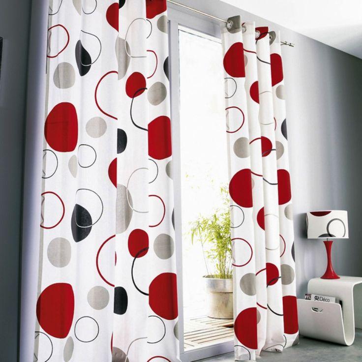 rideau babou babou rideau rideaux voilage babou babou. Black Bedroom Furniture Sets. Home Design Ideas