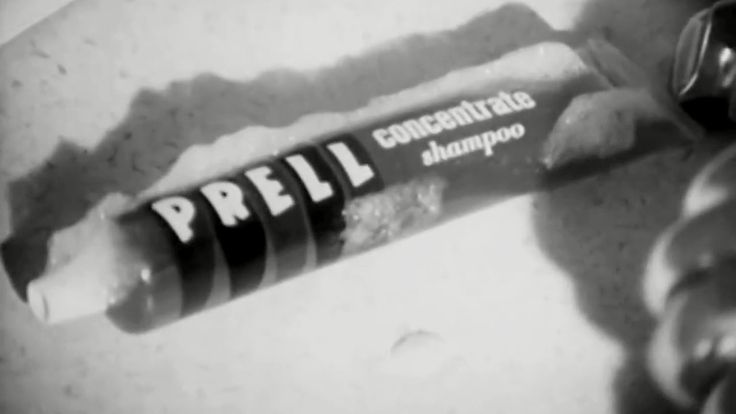 """Prell Shampoo TV Commercial No. 8 """"Lots of Lather..."""" ~ 1960 Procter & Gamble https://www.youtube.com/watch?v=2TiRS5WL_6g #advertising #marketing #hair"""