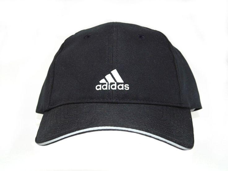 Adidas Ladies Baseball Cap B01 Black S~M Size
