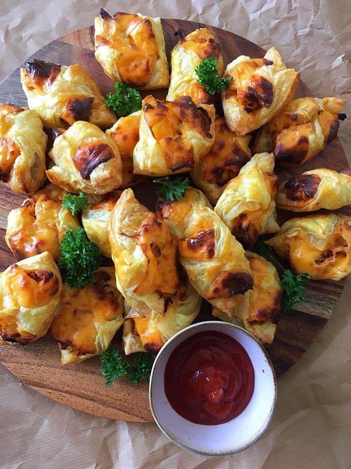 Beste Pulled Chicken hapjes (met afbeeldingen)   Hapjes FG-33