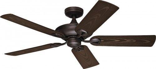 Hunter Outdoor Ceiling Fan Maribel 132 cm / 52  New Bronze with pull cord