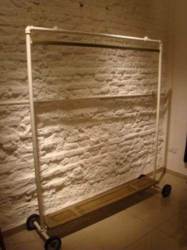 Galvanizado en Pinterest  Estantes de tubos galvanizados y Muebles de