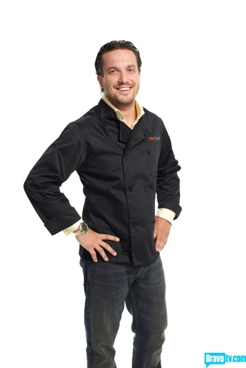 Fabio Viviani. Top Chef fan favorite and an amazing chef. #italianchef #italiancooking #food