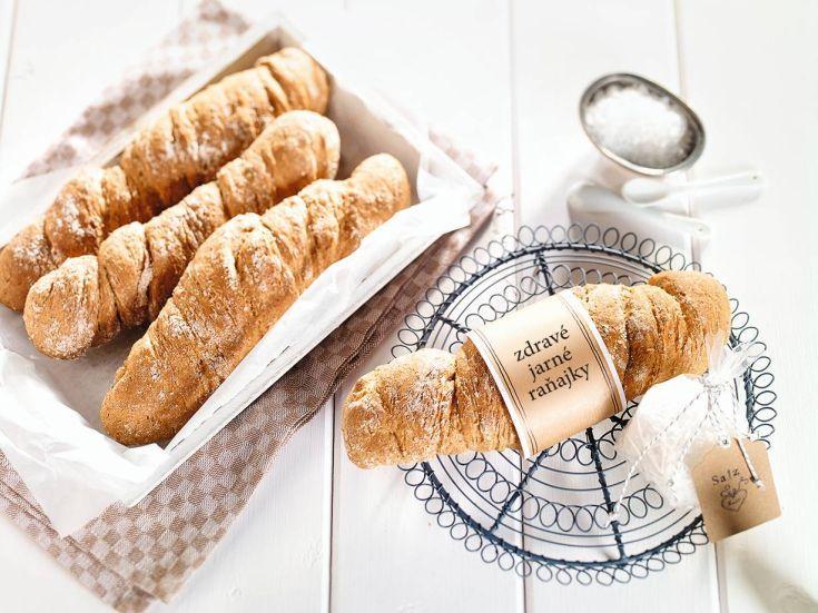 Fotorecept: Špaldový koreňový chlieb