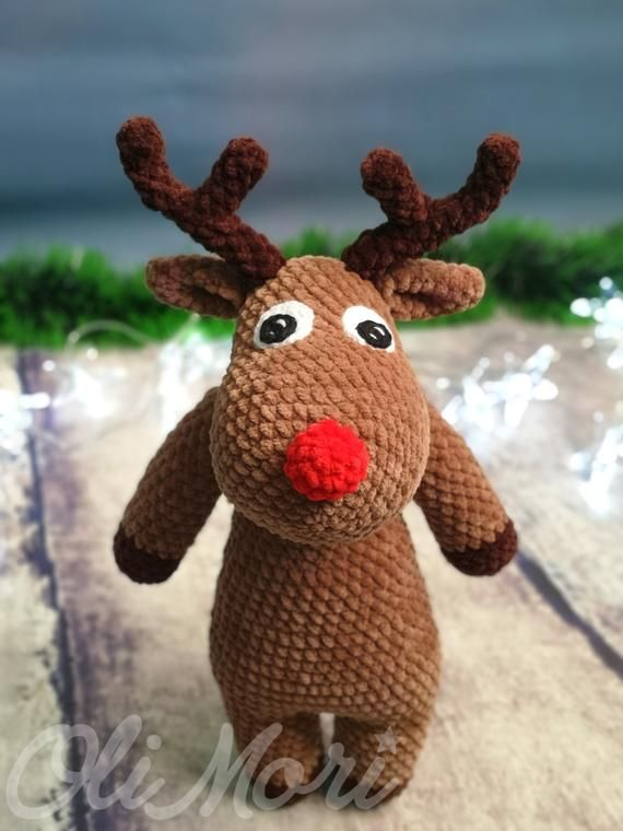 VAT Free Dress It Up Christmas Reindeer Games 8 Buttons Craft Sewing Knit New